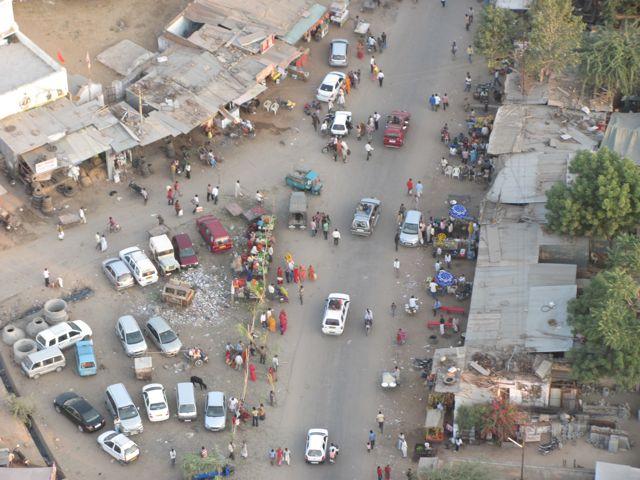 street-junction