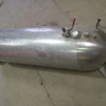 horizontal cylinder