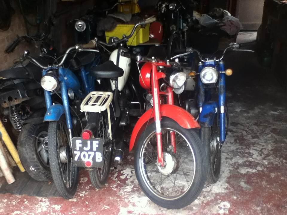 bit too modern bikes