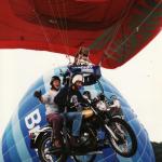Balloon Motorbike