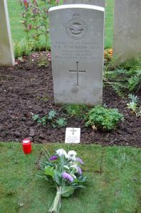 Paul Jenkinson's grave
