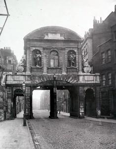 Temple Bar 1870