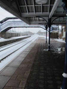 snowy wendover station