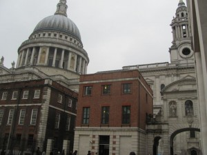 temple bar paternoster square