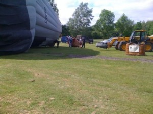 inflating the balloons pidley