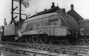 Gresley A4 capercaillie 4901