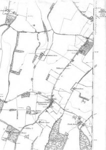 1880 Hungerford Newtown map