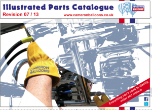 Cameron parts catalogue