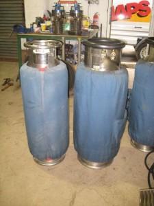 11 big cylinders