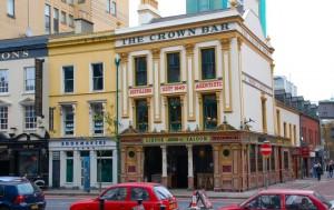15 The Crown Bar Belfast