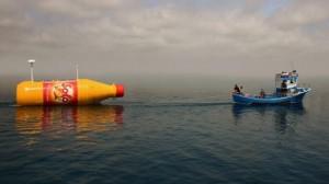 4 solo bottle boat