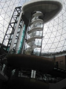 9 shopping mall dome belfast