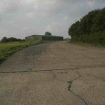 2 raf great massingham taxiway
