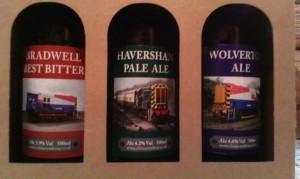 chinnor railway beer