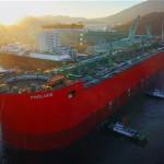 8 Prelude bulk gas ship