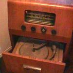 1 Pye radiogram