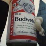10 G-BPFJ budweiser can