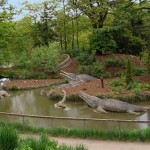 8 Ichthyosaurus Crystal palace