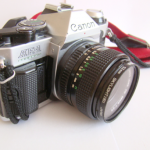 Canon AE1P front