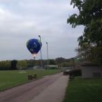 6 G-WOTW landing Oxford