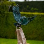 Hatfield Sculpture Corvus John Joyce