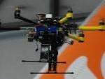 4 easyJet drone