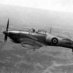 1 Rhodesian hurricane harvard 1946