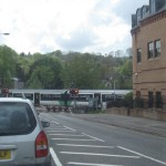 16 whyteleafe station crossing