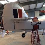 5 Tailplane Hurricane AG244