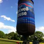 9 G-BVBJ maxwell house shape