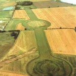10 aerial shot thornborough henges