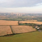 1 Didcot north towers from the air