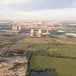 3 Didcot aerial shot from the north
