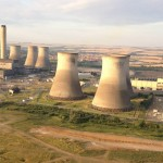 5 Didcot aerial shot north towers