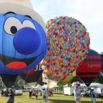 12 Bristol Balloon Fiesta 2014 shapes