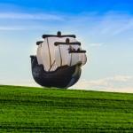 8 captain morgan balloon