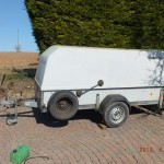 32 westfalia 3m trailer