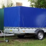 33 Humbaur trailer