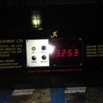 2 failure at 3.25 tonnes
