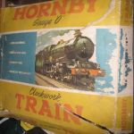 13 hornby clockwork train