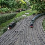 15 Ibsen garden railway