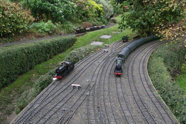Perfect 15 Ibsen Garden Railway