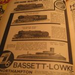 2 bassett lowke advert dec 1933