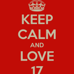 3 keep calm love 17