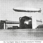 2 hindenburg in hangar