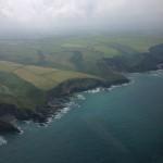 North Coast of Devon in poor wx