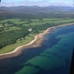 North of Tain Range East Scotland