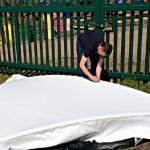 craig moore mending tent