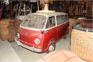 Boland collection Camper van