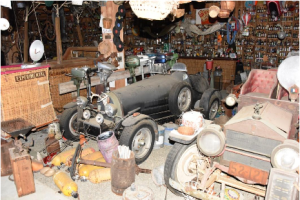 Boland collection Vintage cars